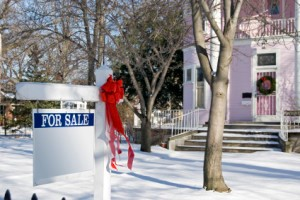 holiday for sale sign
